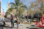 Монтевидео. Площадь Конституции.