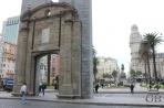 Монтевидео. Городские ворота колониальной эпохи.