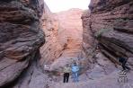 Ущелье Кафайате. Естественный амфитеатр