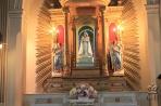 Жужуй. Статуя особо почитаемой на континенте Девы Марии
