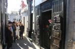 Буэнос-Айрес. Фамильный склеп Дуарте на кладбище Риколета, где похоронена Эвита