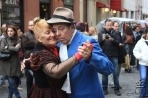 Буэнос-Айрес. Танго по воскресеньям на Пласа Доррего