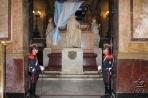 Буэнос-Айрес. Гробница Хосе де Сан-Мартина, освободителя Аргентины