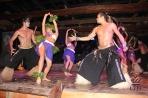 Остров Пасхи. Фольклорное шоу