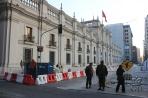 Сантьяго. Президентский Дворец Ла-Монеда