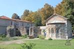 Пицунда. Развалины раннехристианской базилики