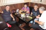 В бакинском кафе