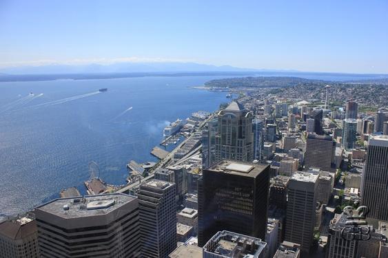 Сиэтл. Панорама (WA)
