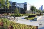 Силиконовая долина. Штаб-квартира Гугла (СА)