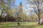 Нью-Хейвен. Двор Йельского университета (СТ) - By: admin