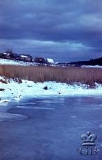 Остров Узедом. Ахтавассер зимой