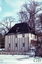 Ваймар. Летний домик Гете