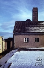 Бухенвальд. Крематорий концлагеря