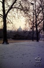 Лейпциг. Купол здания суда, где проходил Димитровский процесс