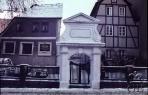 Лейпциг. Дом Шиллера