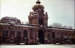 Дрезден. Цвингер. Коронные ворота