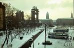 Дрезден. Руины Фрауенкирхе