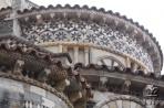 Клермон-Ферран. Церковь Нотр-Дам дю Пор. Детали абсиды.
