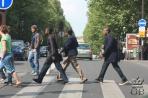 Париж. Сегодняшние пешеходы.