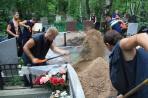 8 Похороны Юрия Алексеевича Тимохова