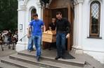 2 Похороны Юрия Алексеевича Тимохова