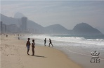 Рио. Пляж Копакабана.