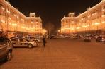 Тбилиси. Отреставрированный проспект Давида Строителя.