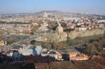 Тбилиси. Панорама.